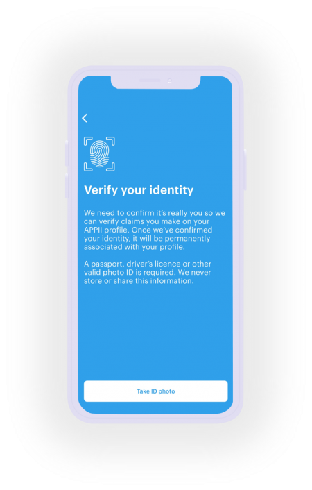 Biometric Identity Verification
